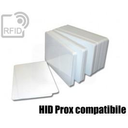 Tessere card bianche RFID HID Prox compatibile