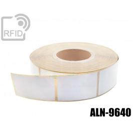 Etichette RFID 81 x 49 mm ALN-9640 Higgs 3