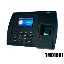 Timbracartellino presenze impronta +RFID MIFARE ® 13,56MHz 1