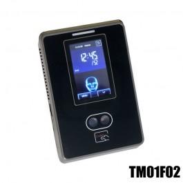Controllo accessi-presenze riconoscimento facciale RFID EM