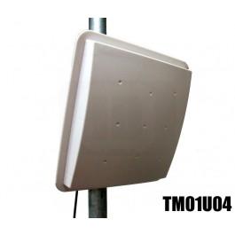 Lettore UHF con antenna Mid Range 6mt da esterno
