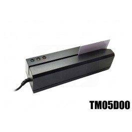 Codificatore di banda magnetica HiCo LoCo traccia 1 2 3 USB 1