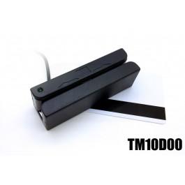 Lettore di banda magnetica HiCo LoCo traccia 1 2 3 USB 1
