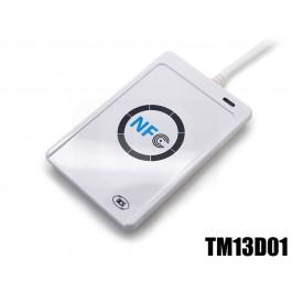 Codificatore / Scrittore RFID ACR-122U 13.56MHz USB PC/SC 1