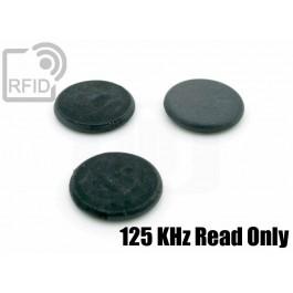 Dischi RFID fibra vetro Read Only 125 Khz