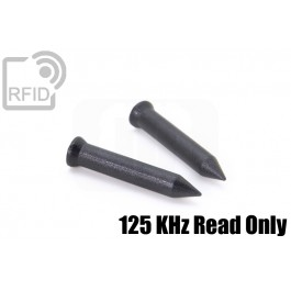 Chiodi tag RFID 36mm Read Only 125 Khz
