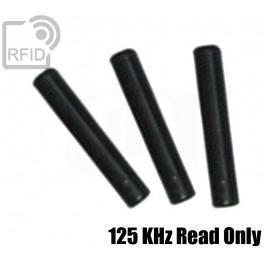 Tubetti tag RFID 125 KHz Read Only
