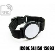 Braccialetti RFID ABS tondo ICODE SLI ISO 15693