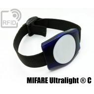 Braccialetti RFID ABS rettangolare NFC MIFARE Ultralight ® C