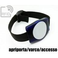 Braccialetti RFID ABS rettangolare apriporta/varco/accesso