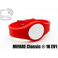 Braccialetti RFID regolabile MIFARE Classic ® 1K