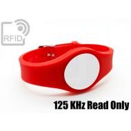 Braccialetti RFID regolabile 125 KHz Read Only