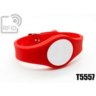 Braccialetti RFID regolabile T5557