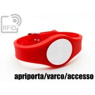 Braccialetti RFID regolabile apriporta/varco/accesso
