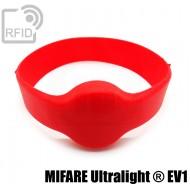 Bracciali RFID silicone tondo NFC MIFARE Ultralight ® EV1
