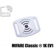 Slider RFID per braccialetti MIFARE Classic ® 1K