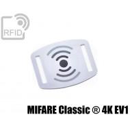 Slider RFID per braccialetti MIFARE Classic ® 4K EV1