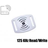 Slider RFID per braccialetti 125 KHz Read/Write