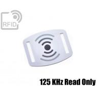 Slider RFID per braccialetti 125 KHz Read Only