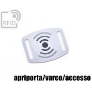 Slider RFID per braccialetti apriporta/varco/accesso