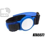 Braccialetti RFID ABS velcro ATA5577