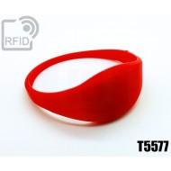 Braccialetti RFID silicone sottile T5577