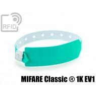 Braccialetti RFID vinile monouso MIFARE Classic ® 1K