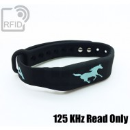 Braccialetti RFID silicone fitness Read Only 125 Khz