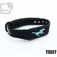 Braccialetti RFID silicone fitness T5577