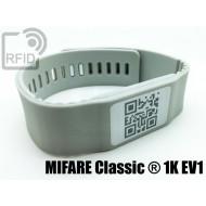 Braccialetti RFID silicone banda MIFARE Classic ® 1K
