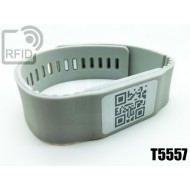 Braccialetti RFID silicone banda T5557 1
