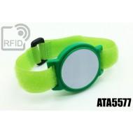 Braccialetti RFID ABS a strappo ATA5577