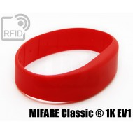 Braccialetti RFID silicone fascia MIFARE Classic ® 1K EV1 1