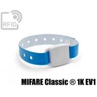 Braccialetto BLE Beacon RFID MIFARE Classic ® 1K EV1