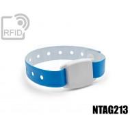 Braccialetto BLE Beacon RFID NFC NTAG213