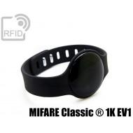 Braccialetto distanza sociale RFID MIFARE Classic ® 1K EV1