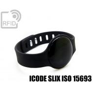 Braccialetto distanza sociale RFID ICODE SLIX ISO 15693