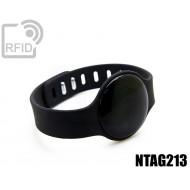 Braccialetto distanza sociale RFID NFC NTAG213