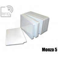 Tessere card bianche RFID Monza 5 1