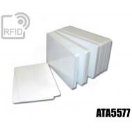 Tessere card bianche RFID ATA5577 1