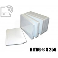 Tessere card bianche RFID HITAG ® S256