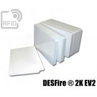 Tessere card bianche RFID MIFARE Classic ® 1K 7B EV1