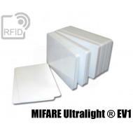 Tessere card bianche RFID NFC MIFARE Ultralight ® EV1