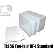 Tessere card bianche RFID NFC TI256 Tag-it ® HF-I Standard