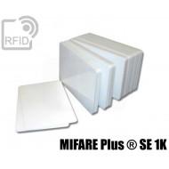 Tessere card bianche RFID MIFARE Plus ® SE 1K