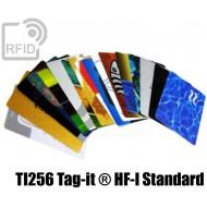 Tessere card personalizzate RFID NFC TI256 Tag-it ® HF-I Sta 1