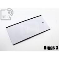 Cartellini UHF rettangolari Higgs 3 1