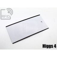 Cartellini UHF rettangolari Higgs 4 1