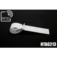 Cartellini per piante RFID appesi NFC NTAG213