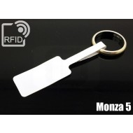Etichette RFID segnatura Monza 5